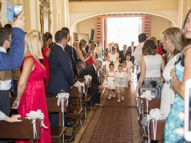 La boda de David y Ileana en Illescas, Toledo 21