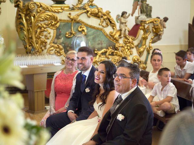 La boda de David y Ileana en Illescas, Toledo 22