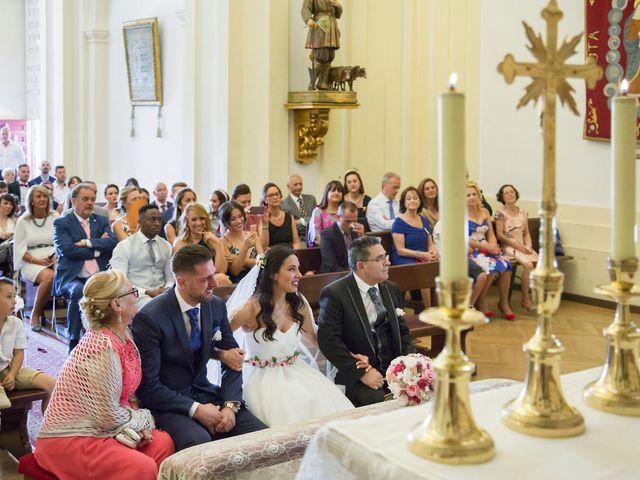 La boda de David y Ileana en Illescas, Toledo 23
