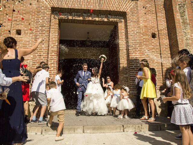 La boda de David y Ileana en Illescas, Toledo 24