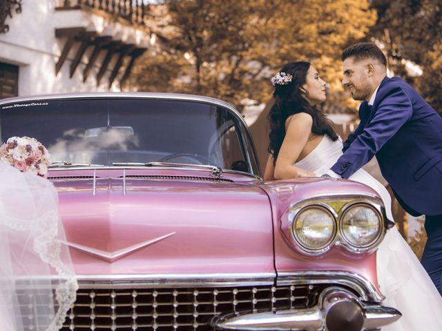 La boda de David y Ileana en Illescas, Toledo 27