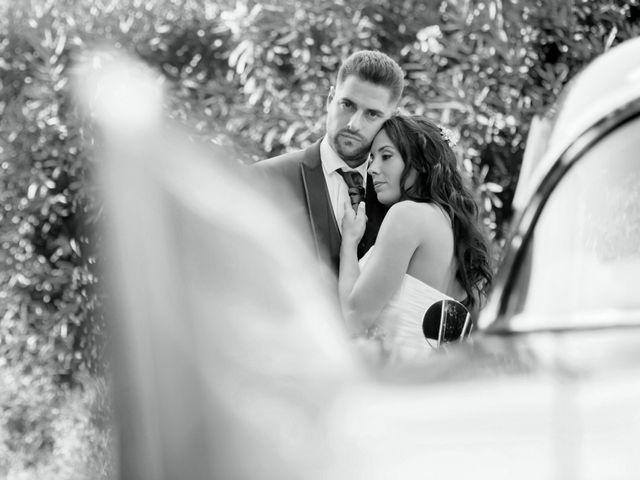 La boda de David y Ileana en Illescas, Toledo 28