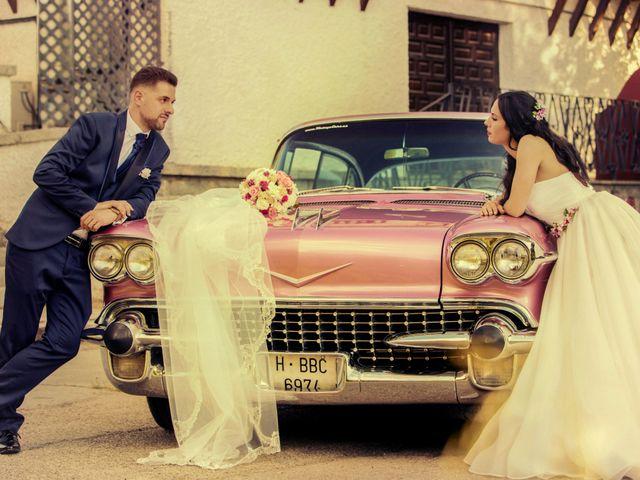 La boda de David y Ileana en Illescas, Toledo 29