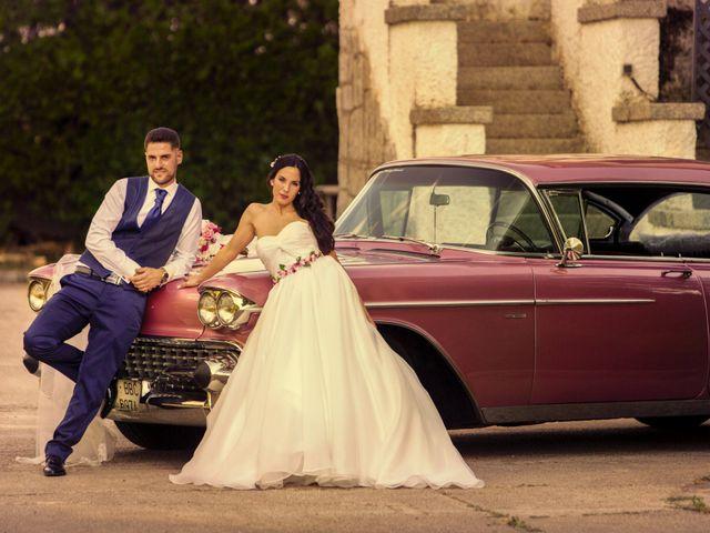 La boda de David y Ileana en Illescas, Toledo 30