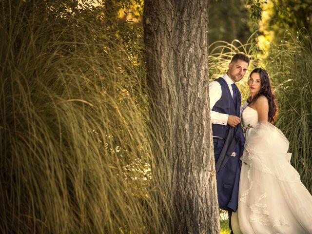 La boda de David y Ileana en Illescas, Toledo 36