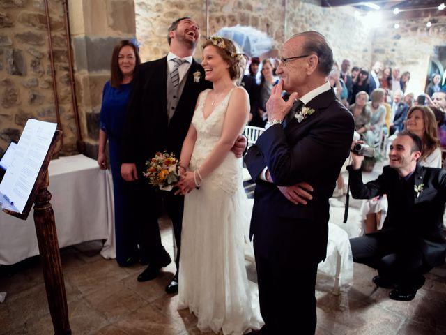 La boda de Javier y Carol en Cereceda (Villamayor), Asturias 24