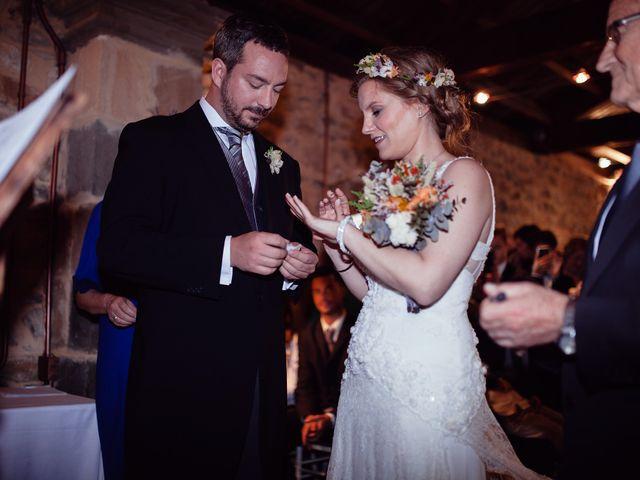 La boda de Javier y Carol en Cereceda (Villamayor), Asturias 26