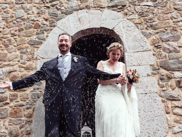 La boda de Carol y Javier