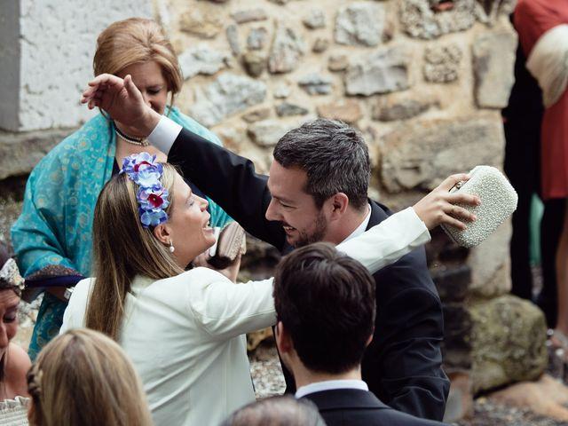 La boda de Javier y Carol en Cereceda (Villamayor), Asturias 29