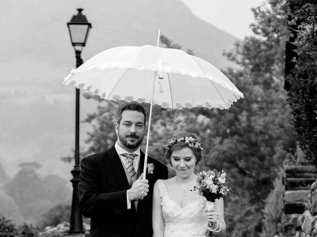 La boda de Javier y Carol en Cereceda (Villamayor), Asturias 33