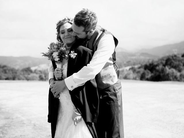 La boda de Javier y Carol en Cereceda (Villamayor), Asturias 34