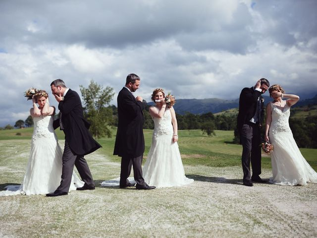 La boda de Javier y Carol en Cereceda (Villamayor), Asturias 32