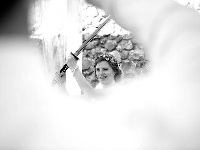 La boda de Javier y Carol en Cereceda (Villamayor), Asturias 46