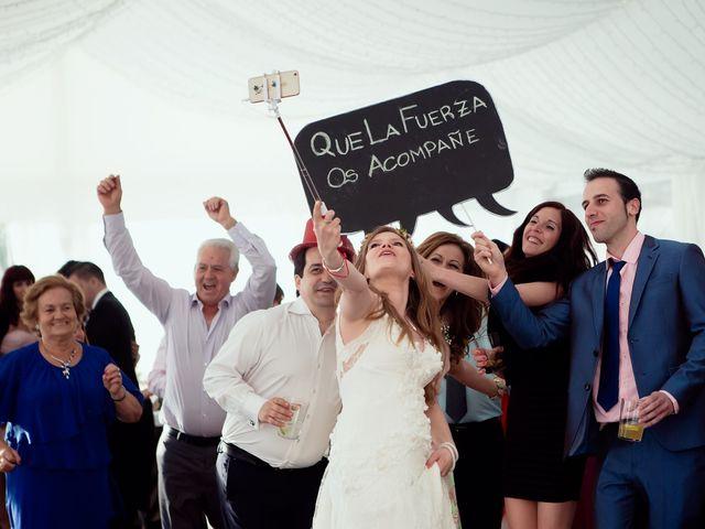 La boda de Javier y Carol en Cereceda (Villamayor), Asturias 56