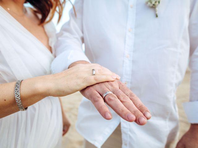 La boda de Cesar y Nuria en Castelldefels, Barcelona 3