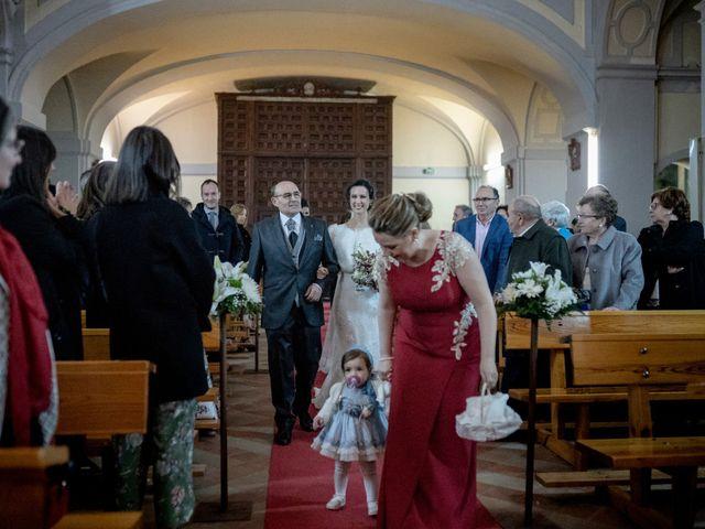 La boda de David y Cristina en La Puebla De Montalban, Toledo 25