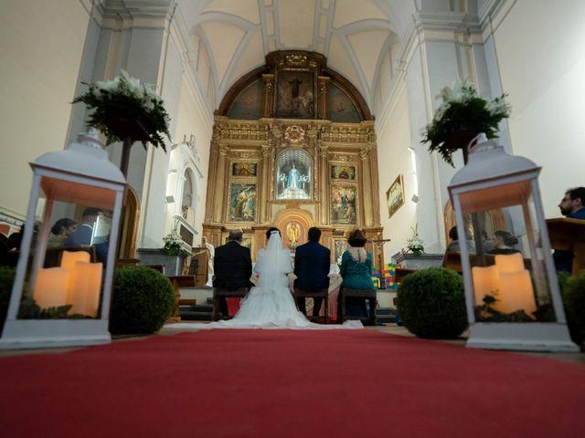 La boda de David y Cristina en La Puebla De Montalban, Toledo 26