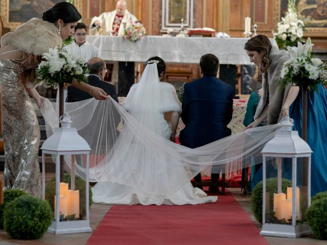 La boda de David y Cristina en La Puebla De Montalban, Toledo 27