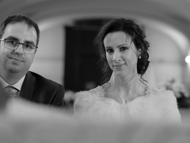 La boda de David y Cristina en La Puebla De Montalban, Toledo 28