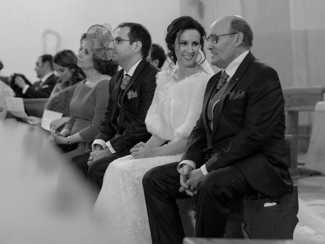 La boda de David y Cristina en La Puebla De Montalban, Toledo 30