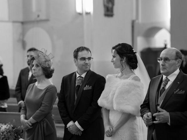 La boda de David y Cristina en La Puebla De Montalban, Toledo 31