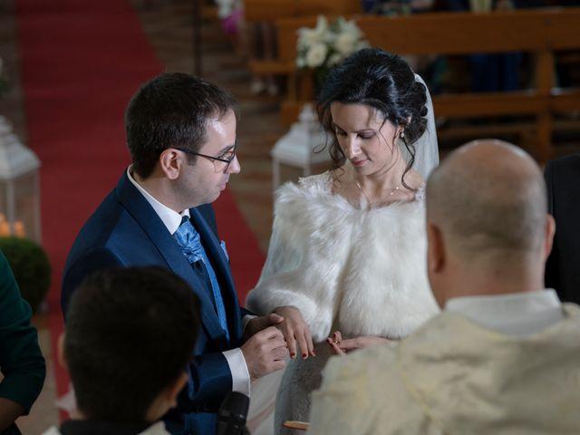 La boda de David y Cristina en La Puebla De Montalban, Toledo 32