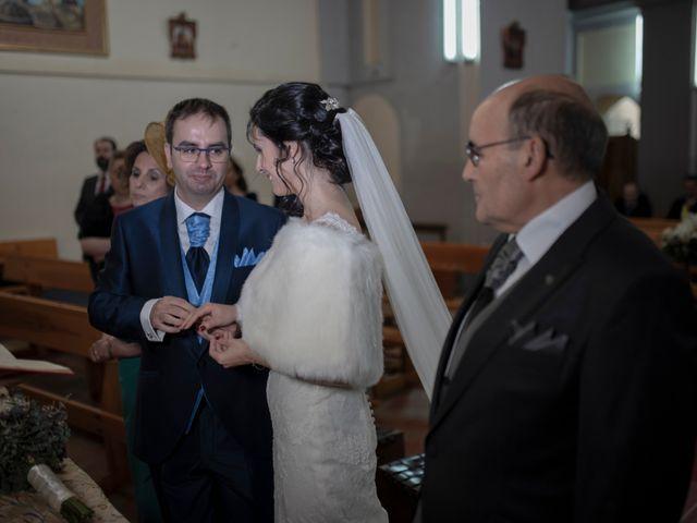 La boda de David y Cristina en La Puebla De Montalban, Toledo 33