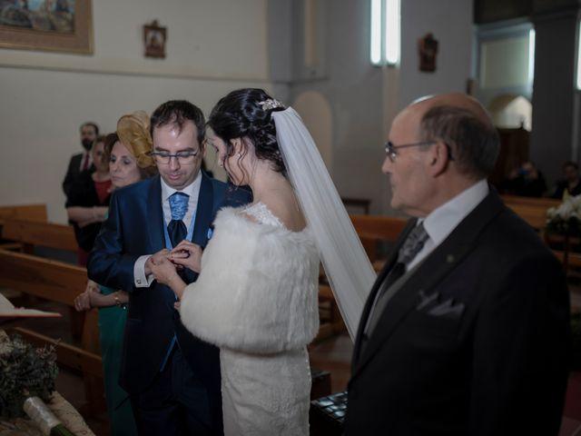 La boda de David y Cristina en La Puebla De Montalban, Toledo 34