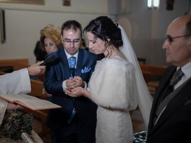 La boda de David y Cristina en La Puebla De Montalban, Toledo 35