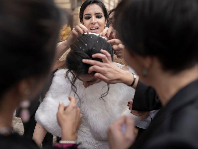 La boda de David y Cristina en La Puebla De Montalban, Toledo 40