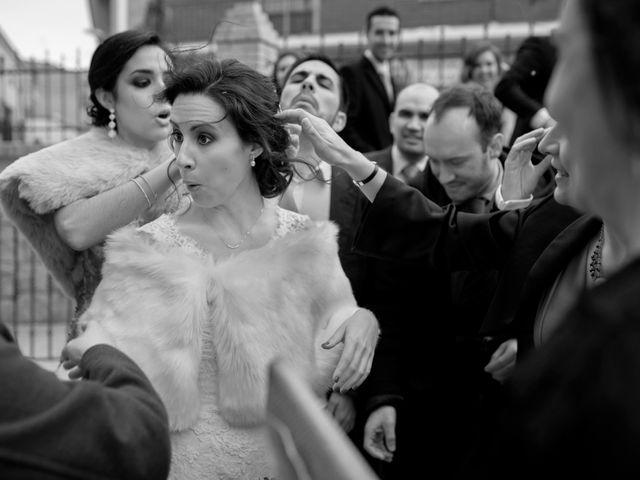La boda de David y Cristina en La Puebla De Montalban, Toledo 41