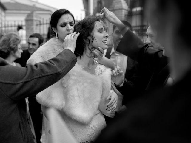La boda de David y Cristina en La Puebla De Montalban, Toledo 42