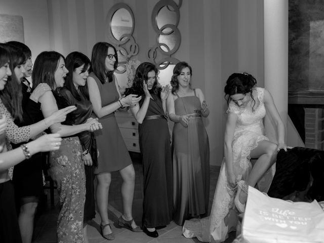 La boda de David y Cristina en La Puebla De Montalban, Toledo 45