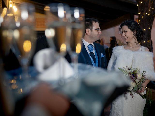 La boda de David y Cristina en La Puebla De Montalban, Toledo 49