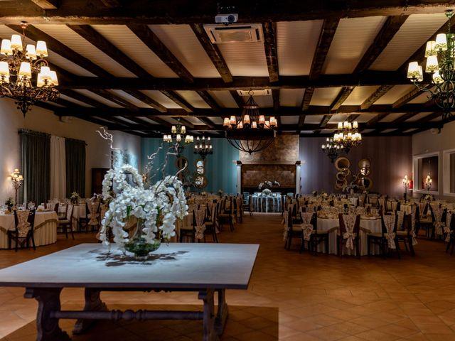 La boda de David y Cristina en La Puebla De Montalban, Toledo 53