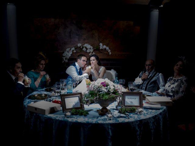 La boda de David y Cristina en La Puebla De Montalban, Toledo 55