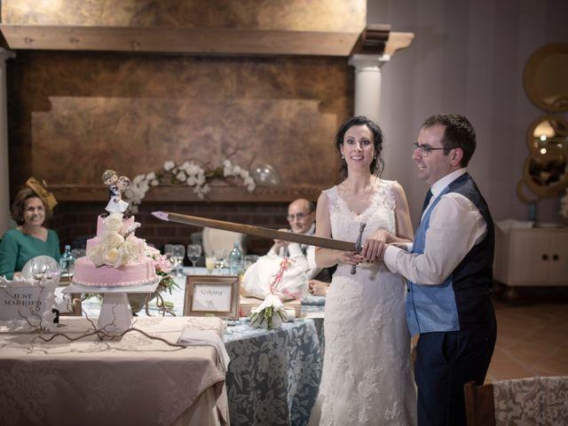 La boda de David y Cristina en La Puebla De Montalban, Toledo 56