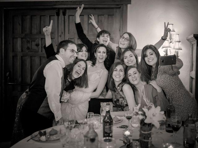 La boda de David y Cristina en La Puebla De Montalban, Toledo 58