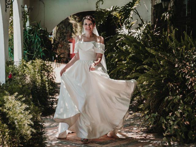 La boda de Francisco y Nataliya en Espartinas, Sevilla 5