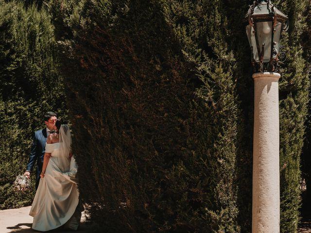 La boda de Francisco y Nataliya en Espartinas, Sevilla 6