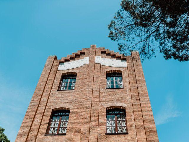 La boda de Maxime y Ariadna en Girona, Girona 1