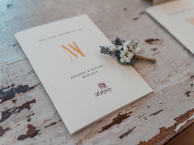 La boda de Maxime y Ariadna en Pont De Molins, Girona 6