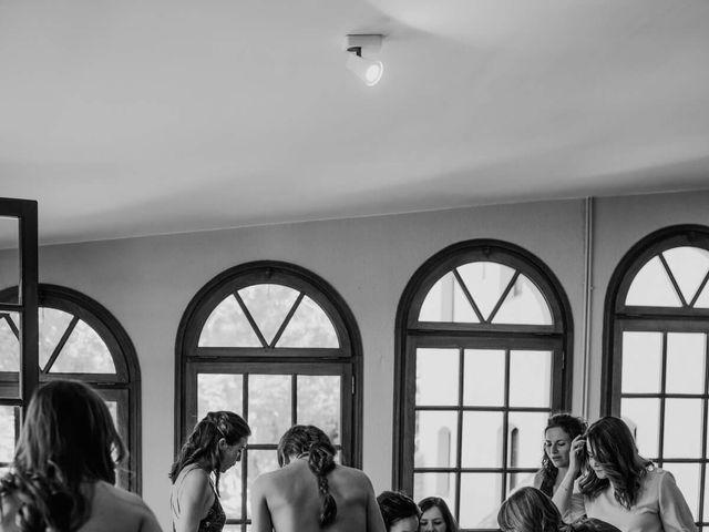 La boda de Maxime y Ariadna en Pont De Molins, Girona 20