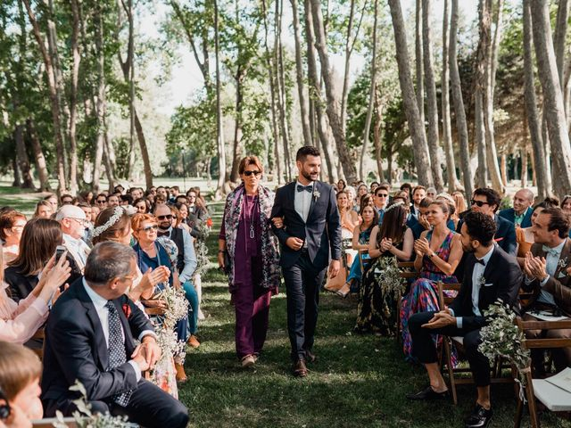 La boda de Maxime y Ariadna en Pont De Molins, Girona 36