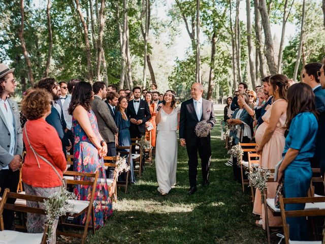 La boda de Maxime y Ariadna en Pont De Molins, Girona 42