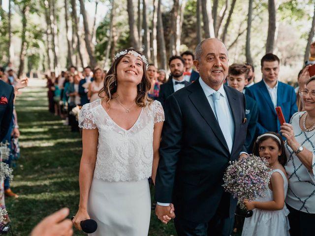 La boda de Maxime y Ariadna en Pont De Molins, Girona 43