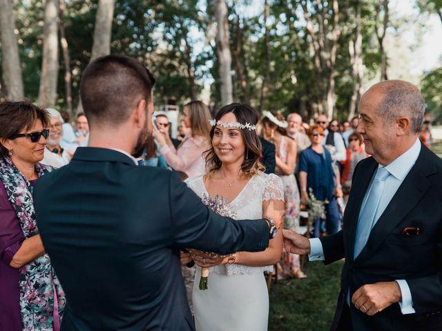 La boda de Maxime y Ariadna en Pont De Molins, Girona 45