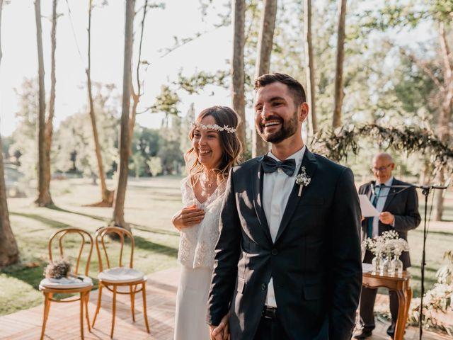 La boda de Maxime y Ariadna en Pont De Molins, Girona 61