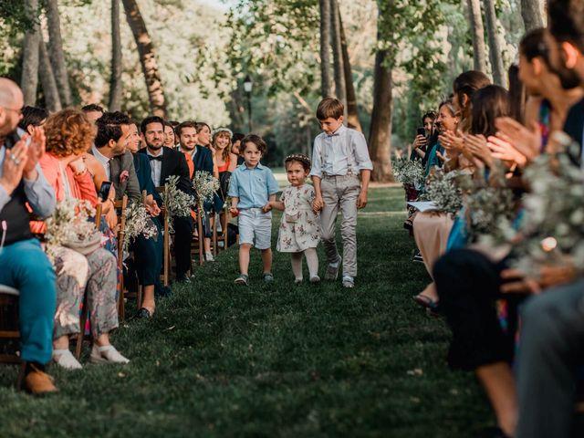 La boda de Maxime y Ariadna en Pont De Molins, Girona 62