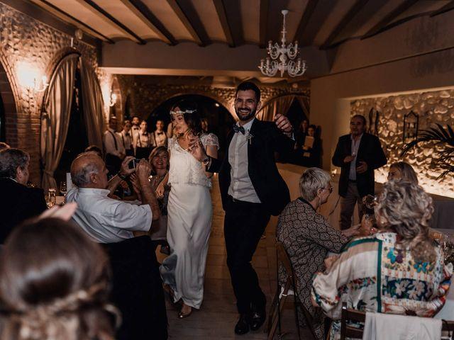 La boda de Maxime y Ariadna en Pont De Molins, Girona 95